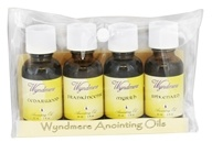 Wyndmere Naturals - Anointing Oil Kit - 4 x 1 oz. Bottles