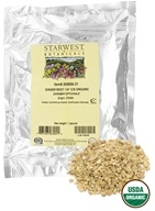 Starwest Botanicals - Bulk Ginger Root 1/4 inch C/S Organic - 1 lb.
