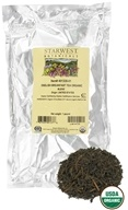 Starwest Botanicals - Bulk English Breakfast Tea Organic - 1 lb.