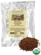 Starwest Botanicals - Bulk Radish Seed Organic - 1 lb., from category: Health Foods
