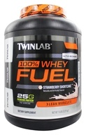 Twinlab - 100% Whey Fuel Strawberry Shortcake - 5 lbs. by Twinlab
