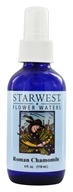 Image of Starwest Botanicals - Flower Water Roman Chamomile - 4 oz.