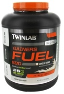 Twinlab - Gainers Fuel 680 Vanilla Shake - 6.17 lbs., from category: Sports Nutrition