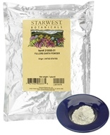 Starwest Botanicals - Bulk Fullers Earth Powder - 1 lb. - $10.12