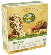 Nature's Path Organic - Chewy Granola Bars Trail Mixer - 5 Bars, from category: Health Foods