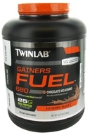 Twinlab - Gainers Fuel 680 Chocolate Milkshake - 6.17 lbs., from category: Sports Nutrition
