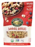 Nature's Path Organic - Organic Summer Berries Granola - 11 oz. LUCKY PRICE