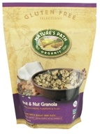Nature's Path Organic - Organic Fruit & Nut Granola - 11 oz., from category: Health Foods