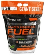 Twinlab - Super Gainers Fuel 1350 Chocolate Milkshake - 12 lbs.
