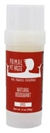 Primal Pit Paste - Natural Deodorant Stick Primal Spice - 2 oz. by Primal Pit Paste