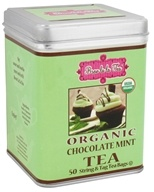 Brew La La - Organic Tea Chocolate Mint - 50 Tea Bags, from category: Teas