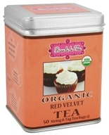 Brew La La - Organic Tea Red Velvet - 50 Tea Bags by Brew La La