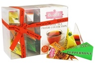 Brew La La - Organic Classic Tea Prism Sampler - 12 Tea Bags, from category: Teas