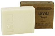 Level Naturals - Bar Soap Original (Unscented) - 6 oz. (753182775302)