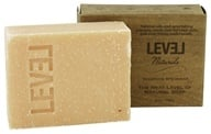 Level Naturals - Bar Soap Tangerine Spearmint - 6 oz. (753182775661)