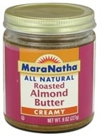 MaraNatha - Roasted Almond Butter Creamy - 8 oz. - $9.73