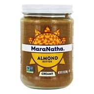 MaraNatha - No Stir Almond Butter Creamy - 12 oz., from category: Health Foods
