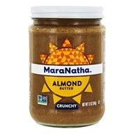 MaraNatha - No Stir Almond Butter Crunchy - 12 oz., from category: Health Foods
