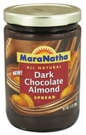 MaraNatha - Dark Chocolate Almond Spread - 13 oz., from category: Health Foods