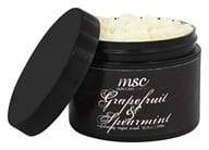 Metropolis Soap Co. - Exfoliating Sugar Scrub Grapefruit and Spearmint - 8.8 oz.