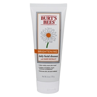 Burt's Bees - Brightening Daily Facial Cleanser - 6 oz.