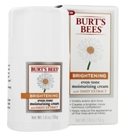 Burt's Bees - Brightening Even-Tone Moisturizing Facial Cream - 1.8 oz.