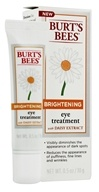 Burt's Bees - Brightening Eye Treatment - 0.5 oz.