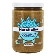 Image of MaraNatha - No Stir Coconut Almond Butter Creamy - 12 oz.