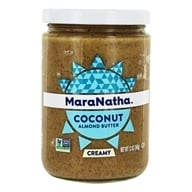 MaraNatha - No Stir Coconut Almond Butter Creamy - 12 oz. (051651093668)