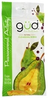 GUD From Burt's Bees - Natural Cleansing Wipes Pearanormal Activity - 10 Wipe(s) (792850600348)