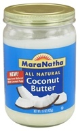 MaraNatha - Coconut Butter - 15 oz., from category: Health Foods
