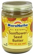 MaraNatha - Sunflower Seed Butter - 12 oz., from category: Health Foods