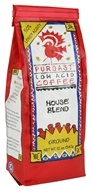 Puroast - Ground Low Acid Coffee House Blend - 12 oz. (732148350074)