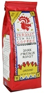 Puroast - Ground Low Acid Coffee Dark French Roast - 12 oz.