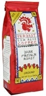 Puroast - Ground Low Acid Coffee Dark French Roast - 12 oz. by Puroast