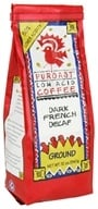 Puroast - Ground Low Acid Coffee Dark French Decaf - 12 oz. (732148350081)