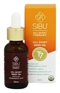 Sibu Beauty - Sea Buckthorn Seed Oil - 30 ml.