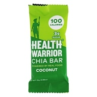 Health Warrior - Chia Bar Coconut - 0.88 oz.