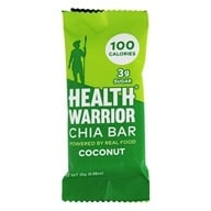 Health Warrior - Superfood Chia Bar Coconut - 0.88 oz.