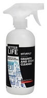 Better Life - Naturally Stunning Granite & Stone Cleaner Pomegranate Grapefruit - 16 oz. Formerly Take It For Granite