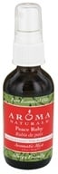 Aroma Naturals - Peace Ruby Aromatic Mist Orange, Clove & Cinnamon - 2 oz.