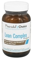 Prescribed Choice - Lean Complex 500 mg. - 60 Vegetarian Capsules by Prescribed Choice