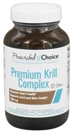 Prescribed Choice - Premium Krill Complex - 60 Softgels, from category: Professional Supplements