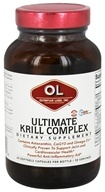Olympian Labs - Ultimate Krill Complex - 60 Softgels, from category: Nutritional Supplements
