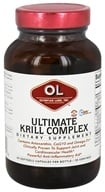 Olympian Labs - Ultimate Krill Complex - 60 Softgels - $35.95