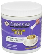 Olympian Labs - Optimal Blend For Dynamic Women Calcium Plus - 85.8 Gram(s), from category: Vitamins & Minerals
