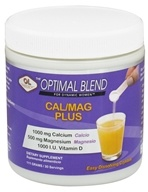Olympian Labs - Optimal Blend For Dynamic Women Cal/Mag Plus - 111 Gram(s) - $11.38