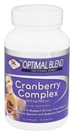 Olympian Labs - Optimal Blend For Dynamic Women Cranberry Complex - 30 Capsules - $10.95