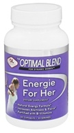 Olympian Labs - Optimal Blend For Dynamic Women Energie For Her - 60 Capsules