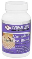 Olympian Labs - Optimal Blend For Dynamic Women Complete Digestive Blend - 60 Capsules